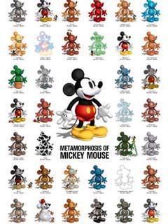 ミッキーマウス待ち受け画像