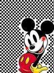 かわいいミッキーマウス待ち受け画像